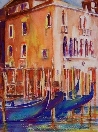"""Venice Beauties"" by Linda Southern © 2011"